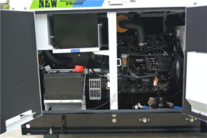 16kVA 20kVA 30kVA 50kVA 60kVA 80kVA 100kVA 150kVA 200kVA Chinese Soundproof Electric Generator pictures & photos