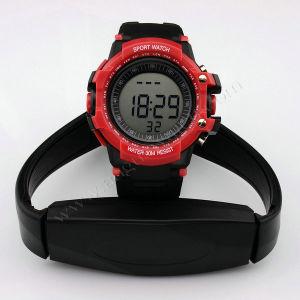 Custom Fashion Silicone Wrist Watch 2014 (JSL-521-07)