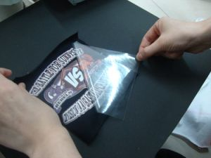Custom Heat Transfer Vinyl for T-Shirts pictures & photos
