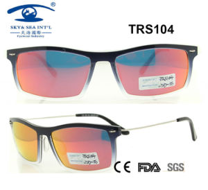 Newest Fashion Beautiful Tr Sunglass (TRS104) pictures & photos
