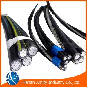 PVC Insulated Overhead Cable for Power Transmission