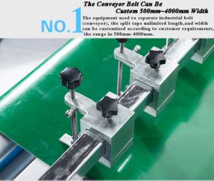 Custom Belt Width Cutter Cutting Machine Slitter for PVC Conveyor Belt pictures & photos