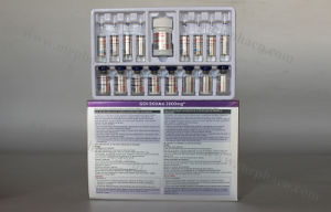 Gsh Glutathione Injection 1900mg(8+8+10 for Skin Whitening Body Lightening pictures & photos