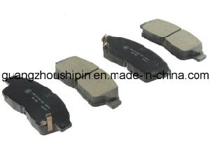 Japanese Car 04465-47030 Brake Pad for Toyota Corolla pictures & photos