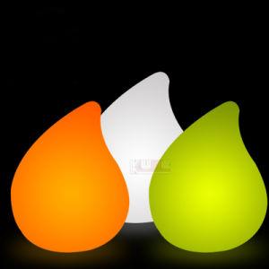 Fancy Goods Outdoor Light Plastic Light Bulb Ornament pictures & photos