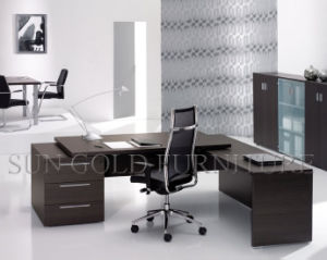 Classical Brown CEO Excutive Office Desk (SZ-ODL317) pictures & photos