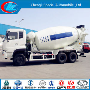 Dongfeng 8cbm Concrete Mixer Truck for Sale pictures & photos