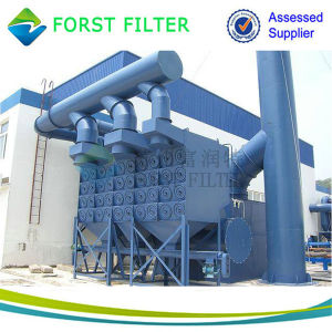 Forst 5.5kw Bag Type Dust Collector for Wood pictures & photos