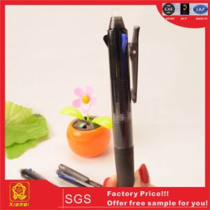 Multi-Functional 3 in 1 Erasable Ball Pen