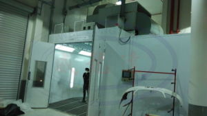 New Model Car Spray Booth Wld9200 pictures & photos