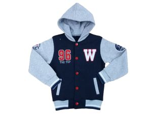 New Design Boy Coat with Button, Fashion Children Clothing (BC054) pictures & photos