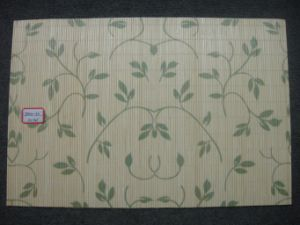 (BC-M1032) Handmade Natural Bamboo Rectangle Heat Insulation Placemat pictures & photos