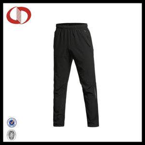 Custom Pure Color Breathable Sports Runnning Pants for Men pictures & photos