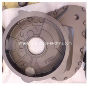 Sand Casting, Iron Casting, Kw Line Casting, Gear-Box Parts pictures & photos