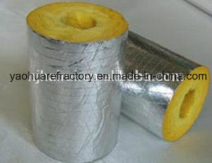 High Quality Rock Wool Pipe for Heat Insulation of Various Hot and Cold Pipelines pictures & photos