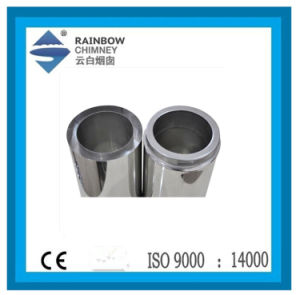 Stainless Steel Twist Lock Chimney Pipe pictures & photos