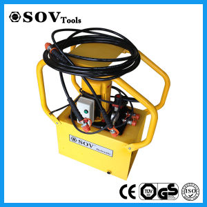 Electric Hydraulic Pump for Cylinders pictures & photos