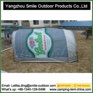 Tunnel Wholesale 1 Person Camping Beer Tent for Sale pictures & photos