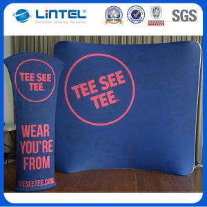 8 Feet Exhibition Display Tension Fabric Display (LT-24) pictures & photos