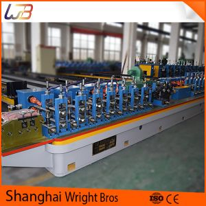 High Frequency Welding Pipe Production Line pictures & photos