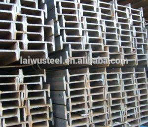 En Standard H Beams in Hot Rolled and Hot Working pictures & photos