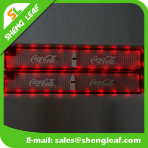New Product Customed Soft Rubber LED Flashing PVC Bar Mat pictures & photos