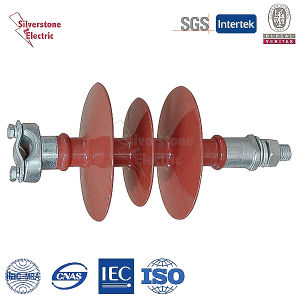 Composite Post Insulator 11kv 24kv 40kn Composite Post Insulator
