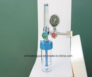 China Manufacture Supplier Portable Wall Mounted Medical Oxygen Regulator, Medical Equipment Hospital Equipment pictures & photos