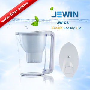 Carbon Cartridge Water Filter Pitcher with Timer pictures & photos