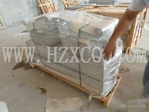 Grey Granite Tombstone Memorials Stone Headstones pictures & photos