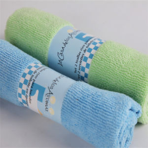 Microfiber Jacquard Bath Towel with High Quality