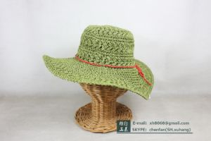 Paper Straw Hat (XH-PA2120) pictures & photos