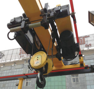 Variable Speed High Quality Demag Quality Electric Hoist 10 Ton pictures & photos