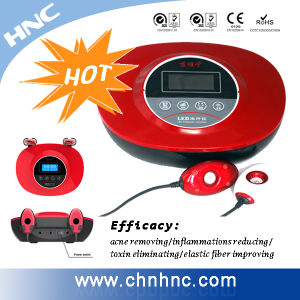 China Beauty Machine Supplier LED Red and Blue Light Beauty Machine pictures & photos