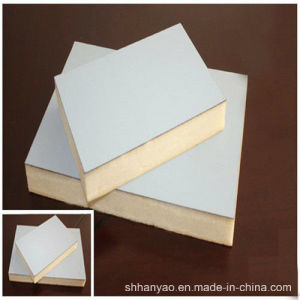Customized Thermal Insulated PU Sandwich Panel pictures & photos