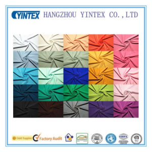 China Supplier 50 Colors 100% Polyester Fabric for Home Textiles pictures & photos
