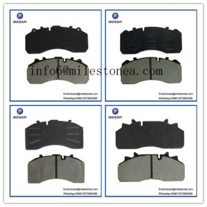 Best Truck/Bus Brake Pad for Volvo Wva29219 pictures & photos