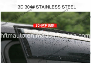 for Nissan X-Trail 2016 Car Door Visor Window Visor pictures & photos