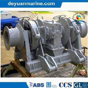 Marine Ship Electric Anchor Windlass with CCS Class Approval pictures & photos