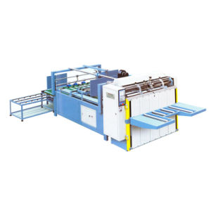 Semi Automatic Carton Gluer (Zr-C2600) pictures & photos