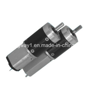 22mm High Torque PMDC Planet Gear Motor for Electric Curtains pictures & photos