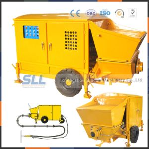 Chinese Shotcret Pump for Concrete Convey and Spraying pictures & photos