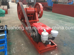 PE-250X400 Jaw Crusher Crushing Machine, Jaw Crusher Toggle Plate pictures & photos