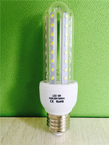 E27 B22 3W 5W 7W 9W 12W 32W 3u LED Corn Light with CE RoHS pictures & photos
