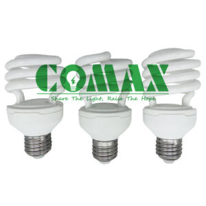 7mm T2 Half Spiral Series Energy Saving Lamp CFL Lighting pictures & photos