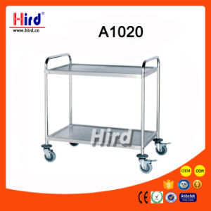 Stainless Steel Dining Cart (A1020) Ce
