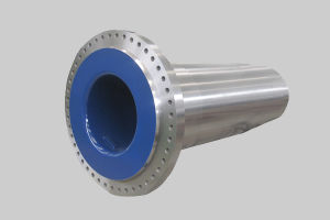 Open Die Forging Wind Turbine Main Shaft pictures & photos