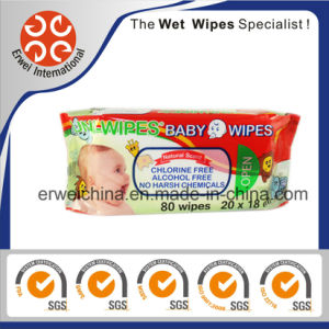 Skin Care Baby Wet Towels pictures & photos