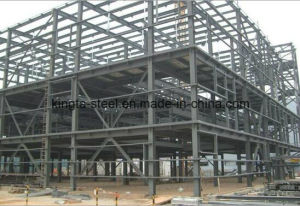 Steel Structure Fabrication Welding