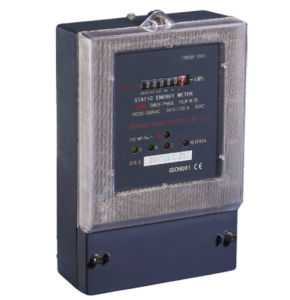 Three Phase Static Energy Meter Series pictures & photos